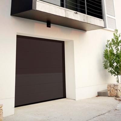 Secto rol f100 standard futurol for Porte garage sectionnelle standard