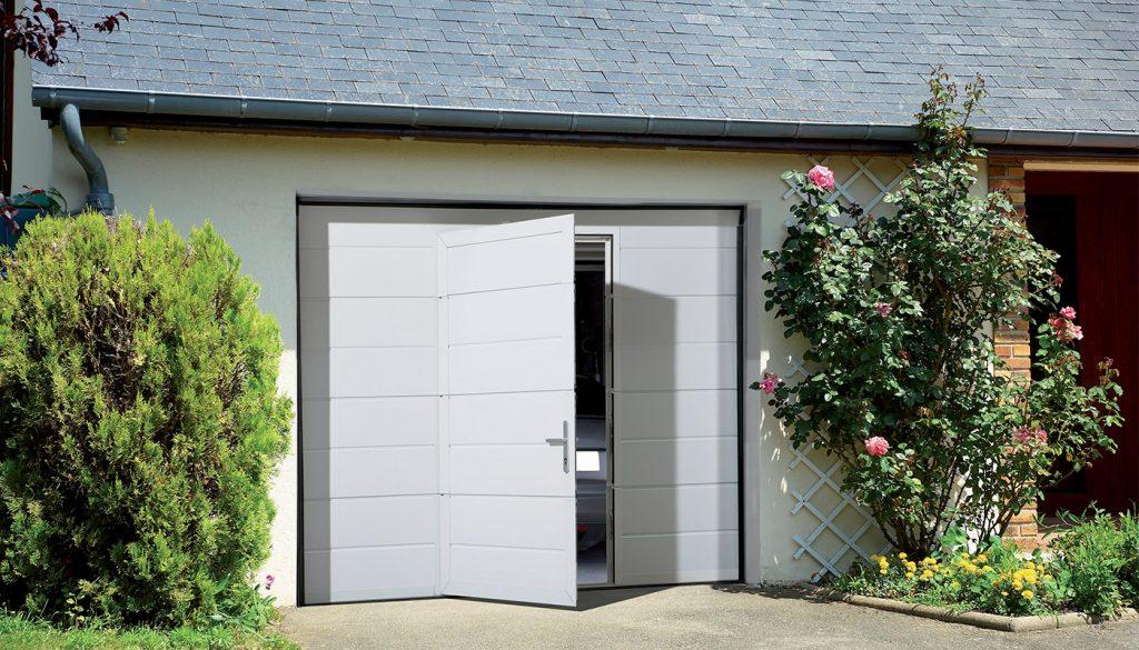 portes sectionnelles futurol